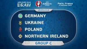 نتائج قرعة أمم أوروبا 2016