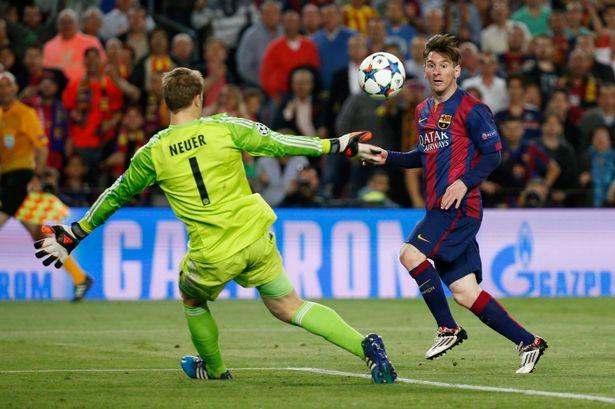 Manuel Neuer - Lionel Messi